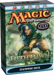 Magic the Gathering Fifth Dawn Theme Deck Stampede