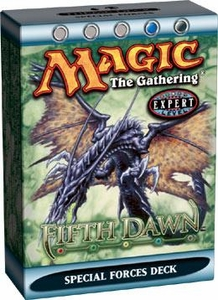 Magic the Gathering Fifth Dawn Theme Deck Special Forces