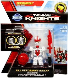 Tenkai Knights #10001 Bravenwolf [Tenkai Knight]
