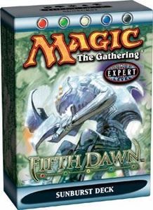 Magic the Gathering Fifth Dawn Theme Deck Sunburst