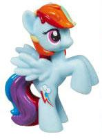 My Little Pony Friendship is Magic 2 Inch PVC Figure Rainbow Dash