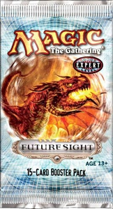 Magic the Gathering Future Sight Booster Pack [15 cards]