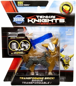 Tenkai Knights #10007 HOS [Quadrax Trooper]