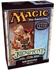Magic the Gathering Judgment Theme Deck Air Razers