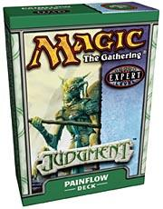 Magic the Gathering Judgment Theme Deck Painflow