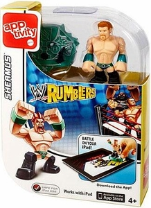 WWE Wrestling Rumblers Apptivity Single Sheamus