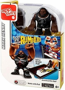 WWE Wrestling Rumblers Apptivity Single Mark Henry
