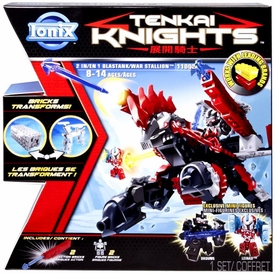 Tenkai Knights #11002 Blastank / War Stallion