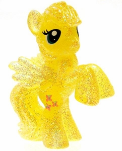 My Little Pony Friendship is Magic Exclusive 2 Inch PVC Figure Crystal Glitter Fluttershy