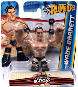 WWE Wrestling Rumblers Mini Figure Wade Barrett