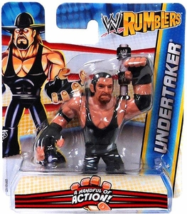 WWE Wrestling Rumblers Mini Figure Undertaker