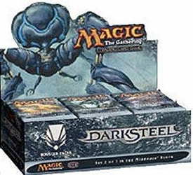 Magic the Gathering Darksteel Booster BOX [36 Packs]