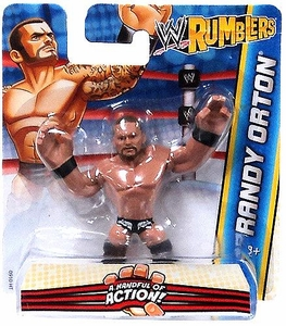 WWE Wrestling Rumblers Mini Figure Randy Orton