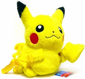 Pokemon Japanese Banpresto Back-Strap Pikachu
