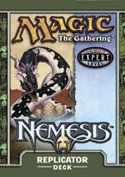 Magic the Gathering Nemesis Theme Deck Replicator