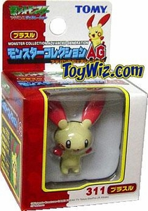 Pokemon Mini PVC Figure #311 Plusle