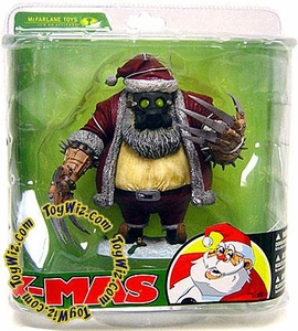 McFarlane Toys Monsters Series 5 Twisted X-Mas Tales Action Figure Santa Claus