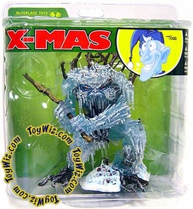McFarlane Toys Monsters Series 5 Twisted X-Mas Tales Action Figure Jack Frost