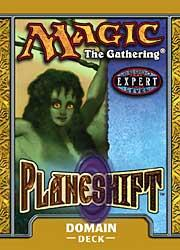 Magic the Gathering Planeshift Theme Deck Domain