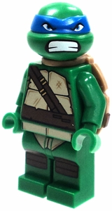 LEGO Teenage Mutant Ninja Turtles LOOSE Mini Figure Leonardo [Version 1]