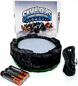 Skylanders Spyro's Adventure LOOSE Base Set Nintendo 3DS [Includes 3DS Video Game, Portal]