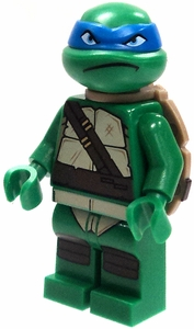 LEGO Teenage Mutant Ninja Turtles LOOSE Mini Figure Leonardo [Version 2]