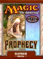 Magic the Gathering Prophecy Theme Deck Slither