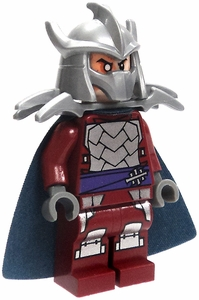 LEGO Teenage Mutant Ninja Turtles LOOSE Mini Figure Shredder