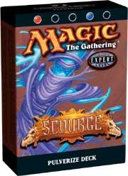 Magic the Gathering Scourge Theme Deck Pulverize