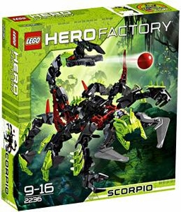 LEGO Hero Factory Set #2236 Scorpio