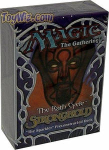 Magic the Gathering Stronghold Theme Deck The Sparkler