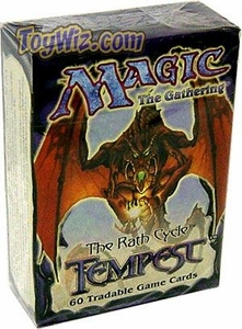 Magic the Gathering Tempest Starter Deck [60 cards]