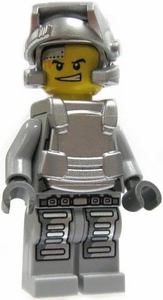 LEGO Power Miners LOOSE Complete Mini Figure Power Miner Engineer