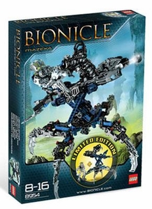 LEGO Bionicle Exclusive Set #8954 Mazeka