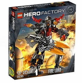 LEGO Hero Factory Set #2235 Fire Lord