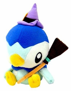 Pokemon Banpresto 6 Inch Halloween Plush Piplup