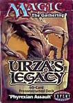Magic the Gathering Urza's Legacy Theme Deck Phyrexian Assault