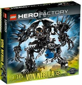 LEGO Hero Factory Set #7145 Von Nebula