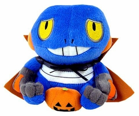 Pokemon Banpresto 6 Inch Halloween Plush Croagunk