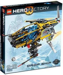 LEGO Hero Factory Set #7160 Drop Ship