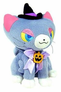 Pokemon Banpresto 6 Inch Halloween Plush Glameow