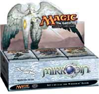 Magic the Gathering Mirrodin Booster Box [36 packs]