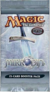 Magic the Gathering Mirrodin Booster Pack [15 cards]