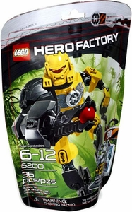 LEGO Hero Factory Set #6200 Evo [Yellow]