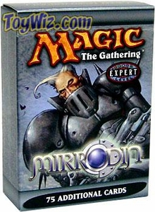 Magic the Gathering Mirrodin Tournament Starter Deck [75 cards] Equivalent of 3 Booster Packs!