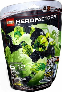 LEGO Hero Factory Set #6201 Toxic Reapa [Green]