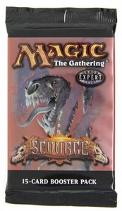 Magic the Gathering Scourge Booster Pack [15 cards]
