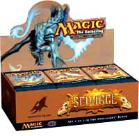 Magic the Gathering Scourge Booster BOX [36 packs]