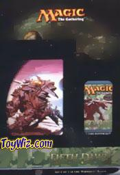 Magic the Gathering Card Game Fifth Dawn Fat Pack