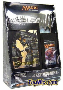 Magic the Gathering Card Game Darksteel Fat Pack